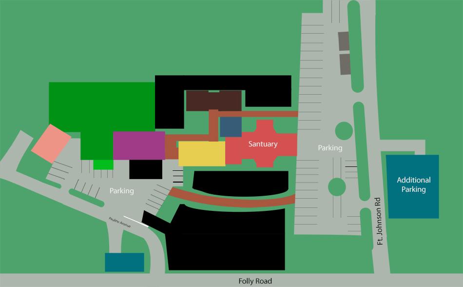 Church-Parking-Map